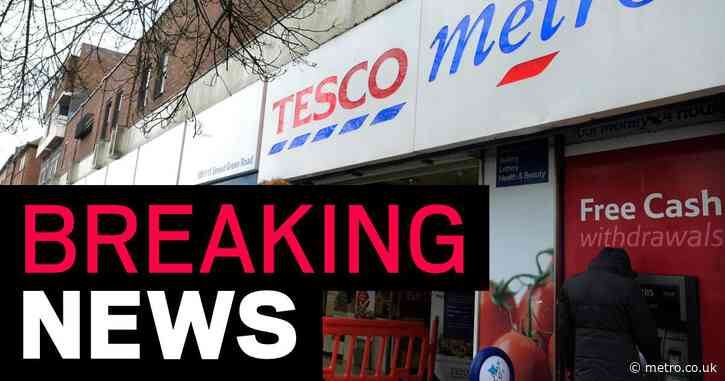 Tesco sets three-item limit after telling shoppers panic buying is 'unnecessary'