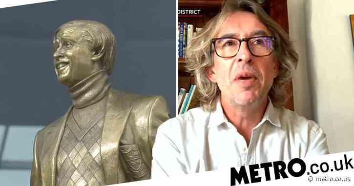 Steve Coogan 'flabbergasted' by Alan Partridge statue as he shuts down claims he was behind guerilla project