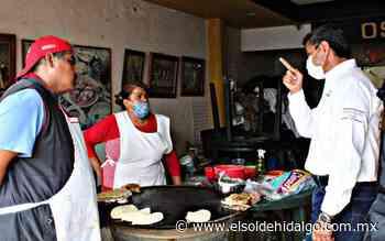 Convertirá Jorge Candelaria a Mixquiahuala un polo de desarrollo - El Sol de Hidalgo
