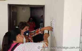 Bloquean palacio de Mixquiahuala - El Sol de Hidalgo