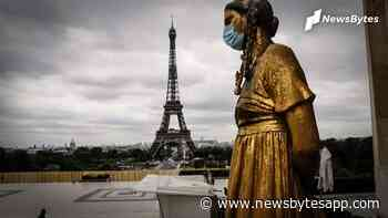 Coronavirus cases and hospitalization up again in France - NewsBytes