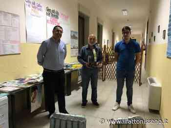 Donazione di cibo per Cani dalla Croce Rossa Italiana di Caltanissetta alla Casa delle Culture e del Volontariato - il Fatto Nisseno