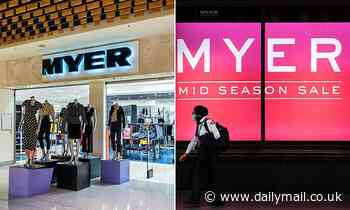 Department store Myer is a 'sinking ship' and 'heading towards administration'