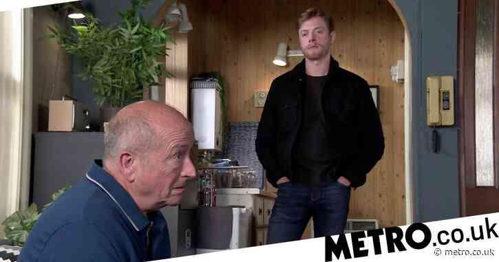 Coronation Street star Rob Mallard reveals all on huge Daniel and Geoff twist