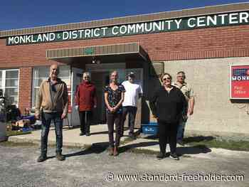 Monkland Community Centre receives $20,000 from Farm Credit Canada - standard-freeholder.com