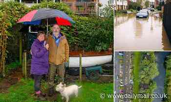 Council orders rowing boat put beside flood-prone river to help locals to be removed