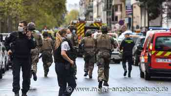 """Paris: Messerattacke nahe des alten """"Charlie Hebdo""""-Büros - ein Täter festgenommen - Al-Kaida drohte mit Terror"""
