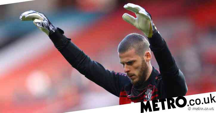 David De Gea insists he is loving Dean Henderson's challenge at Manchester United