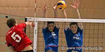 Volleyball - VfL Marburg schlägt TV Biedenkopf im Derby - Oberhessische Presse