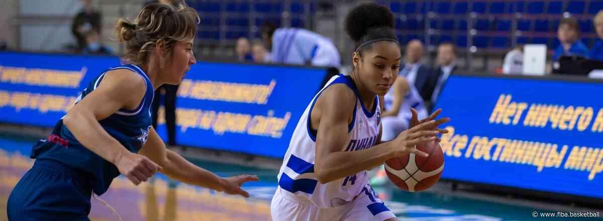 15-year-old Kosu climbing Dynamo Kursk ladder towards EuroLeague Women stardom - FIBA