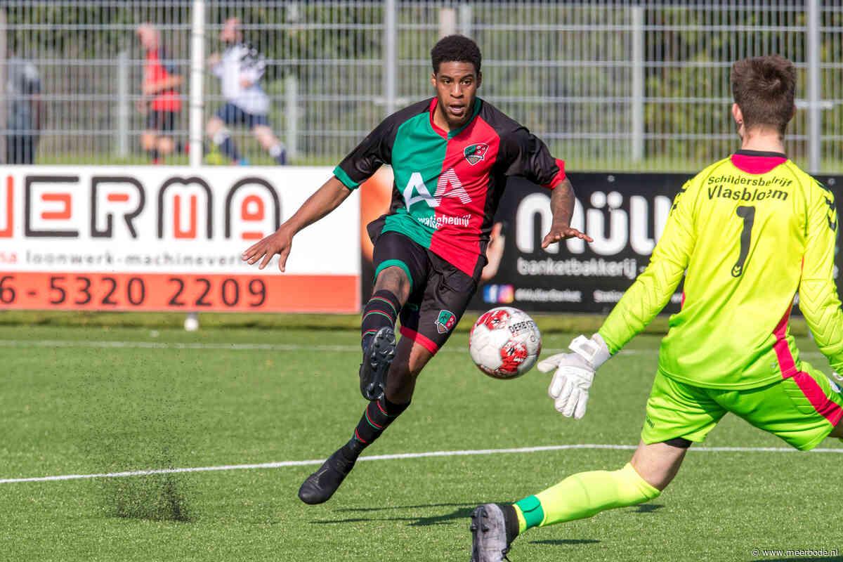 Voetbal: Krappe winst FCA op Marken (3-2) - Nieuwe Meerbode - Nieuwe Meerbode