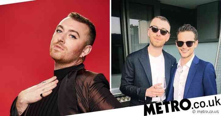 Sam Smith's new album numbs pain of split with 13 Reason Why star Brandon Flynn: 'I talk it through dancing'