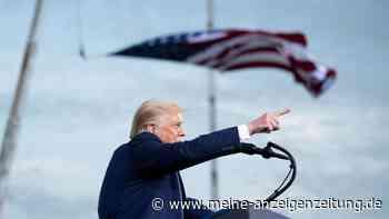 """Friedliche Machtübergabe? Trump-Sprecherin sorgt mit Aussage für Wirbel - """"Der Präsident wird das Ergebnis ..."""""""