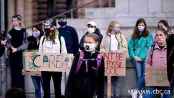 Greta Thunberg and youth climate protests return