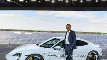 Elektrischer Taycan jetzt meistverkaufter Porsche in Europa - noch vor dem beliebten Neunelfer