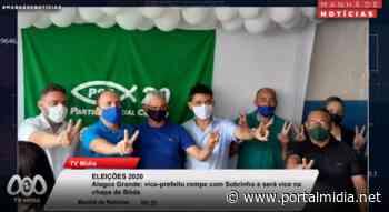 Alagoa Grande: vice-prefeito rompe com Sobrinho e será vice na chapa de Bôda - Últimas notícias, vídeos, esportes, entretenimento e mais - PortalMidia