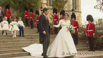 Princess Eugenie and Jack Brooksbank expecting a baby
