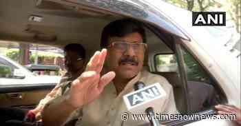 'Is coronavirus pandemic over now?' Sanjay Raut on Bihar Election dates - Times Now