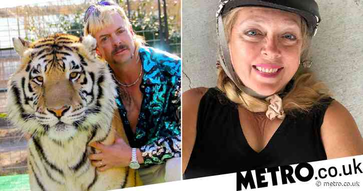 Carole Baskin's husband Howard awkwardly shuts down Loose Women over Joe Exotic and bursts into rant: 'He belongs in jail'
