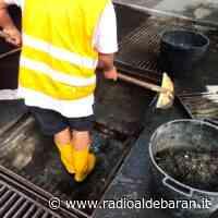 Santa Margherita Ligure, proseguono i lavori di pulizia di tombini e caditoie - Radio Aldebaran Chiavari