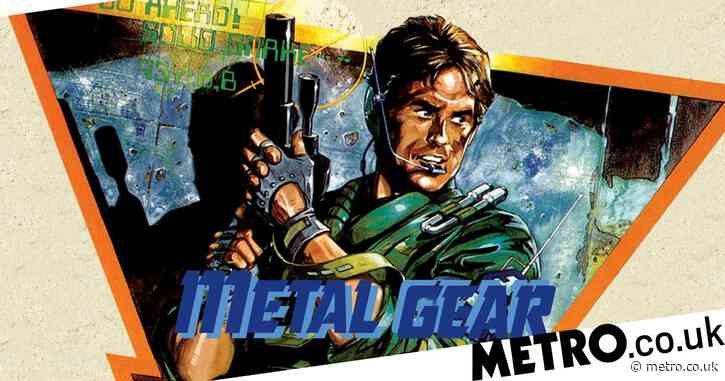 Metal Gear and more Konami classics out now on PC via GOG