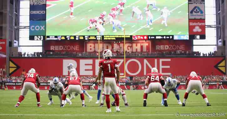 On Paper: Lions vs. Cardinals Week 3 preview, prediction