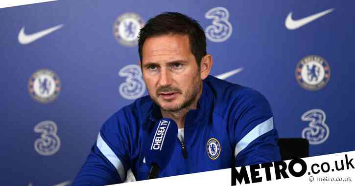 Chelsea boss Frank Lampard responds to Antonio Rudiger and Jorginho exit rumours