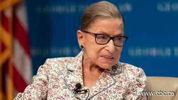 Ruth Bader Ginsburg to lie in state today at U.S. Capitol