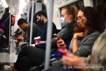 Coronavirus R number in UK rises to between 1.2 and 1.5