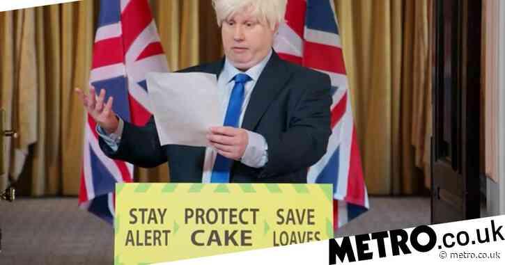 Matt Lucas's Boris Johnson sketch cut from Netflix's US broadcast of Great British Bake Off