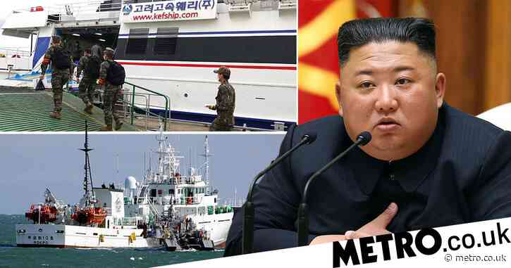 Kim Jong-Un says sorry after soldiers 'kill and burn' South Korean official