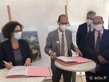 Val-de-Marne. A Villiers-sur-Marne, Emmanuelle Wargon lance le fonds friches - actu.fr