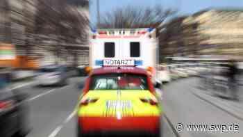 Unfall bei Pliezhausen: Crash mit Pkw: 17-jähriger Zweirad-Lenker schwer verletzt - SWP