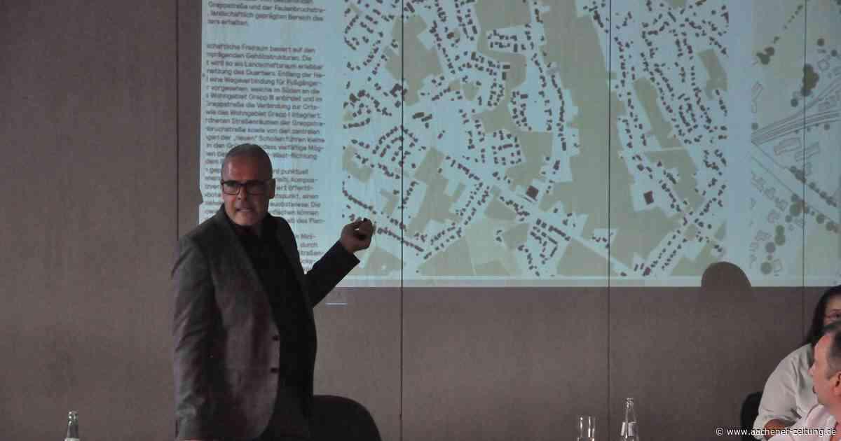 Bauausschuss Roetgen: Neubaugebiet Grepp 2 öffentlich vorgestellt - Aachener Zeitung