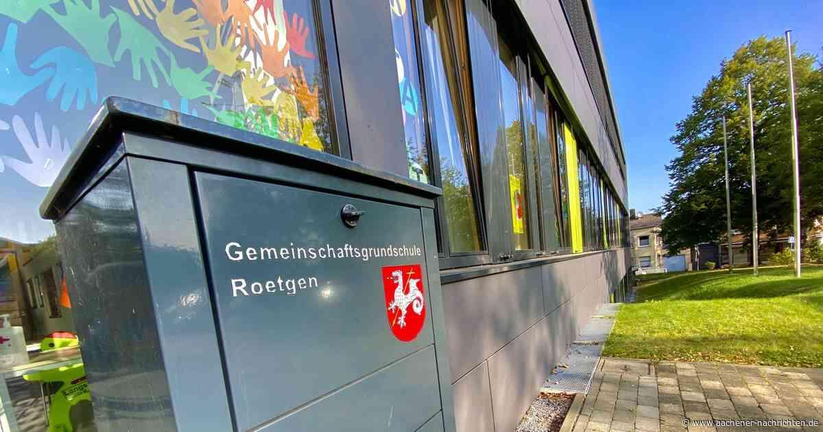 Für Schüler und Politiker: Roetgen setzt auf den digitalen Apfel - Aachener Nachrichten