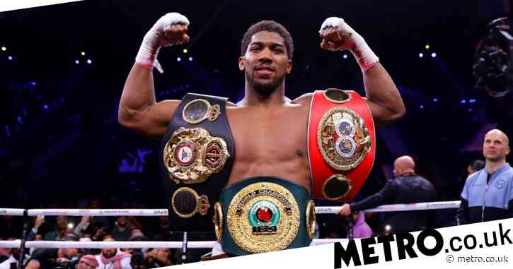 Eddie Hearn targets Anthony Joshua vs Zhang Zhilei in huge Beijing showdown