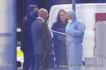 Updates after police officer shot dead in Croydon
