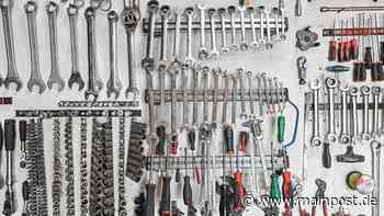 Hofheim: Metall und Werkzeug im Wert von über 50 000 Euro geklaut - Main-Post