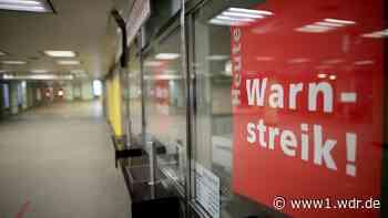 Verdi ruft zu Streik bei Bus und Bahn auf