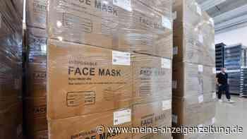 Corona-Krise: Deutschland sitzt auf 1,2 Milliarden Masken – Bund beauftragt für Beschaffung teure Berater