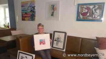 Neue Ausstellung zeigt Werke von vier Künstlern - Nordbayern.de