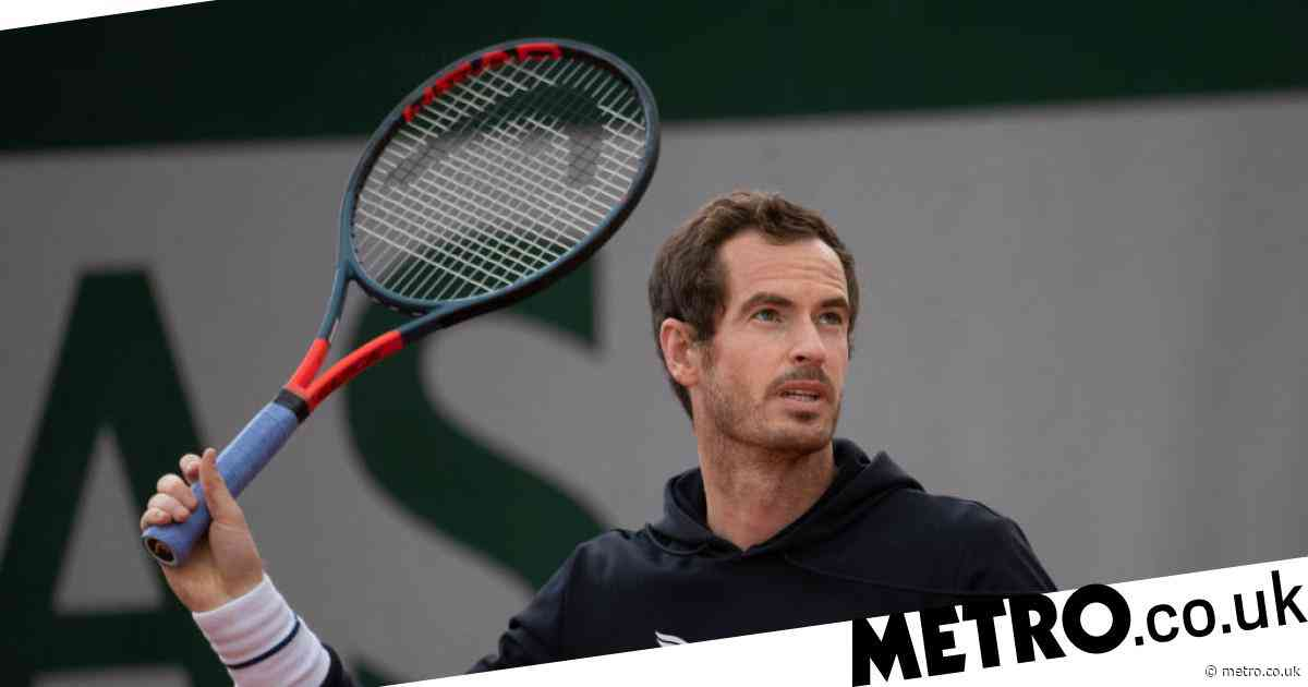 Andy Murray reacts to 'amusing' Stan Wawrinka French Open draw
