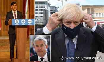 Rishi Sunak's deputy denies Covid rift between his boss and Boris Johnson