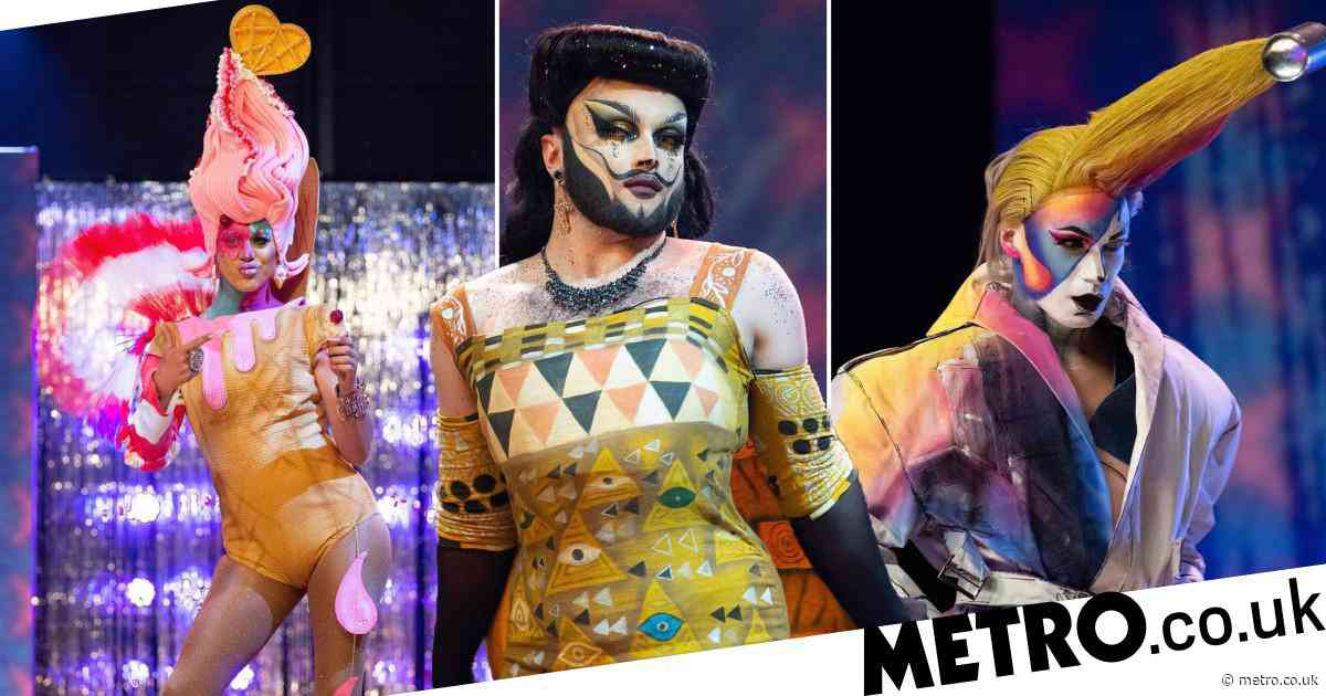 Drag Race Holland's eliminated queen shocked at show's focus on 'reality TV' rather than 'talent'