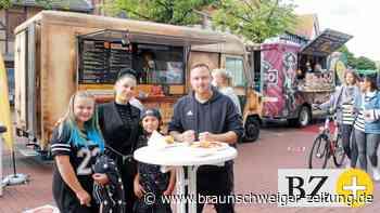Das Gifhorner Street Food Festival hat begonnen