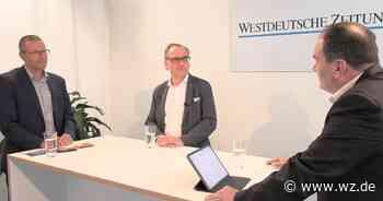 Wuppertal: Uwe Schneidewind und Andreas Mucke stellen sich dem Zweikampf - Westdeutsche Zeitung