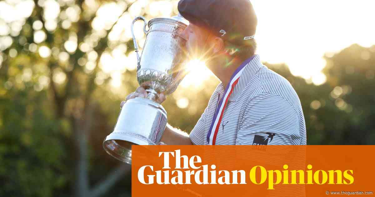 The Guardian view of golf's wedge issue: the triumph of brain and brawn   Editorial