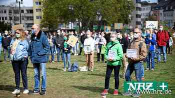 "200 Bürger bei ""Fridays for Future""-Demo in Dinslaken - NRZ"