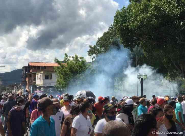 Chivacoa sale a protestar por fallas en servicios públicos este #23Sep - Efecto Cocuyo
