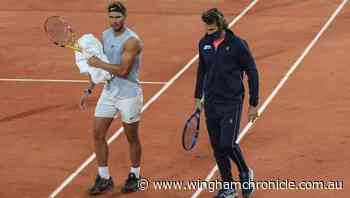 Nadal concerned over conditions in Paris - Wingham Chronicle